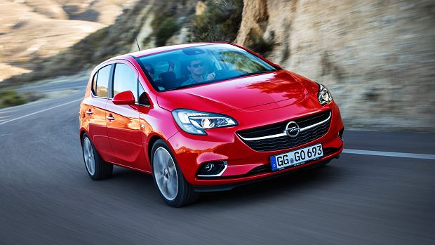 Opel Corsa Carsmile