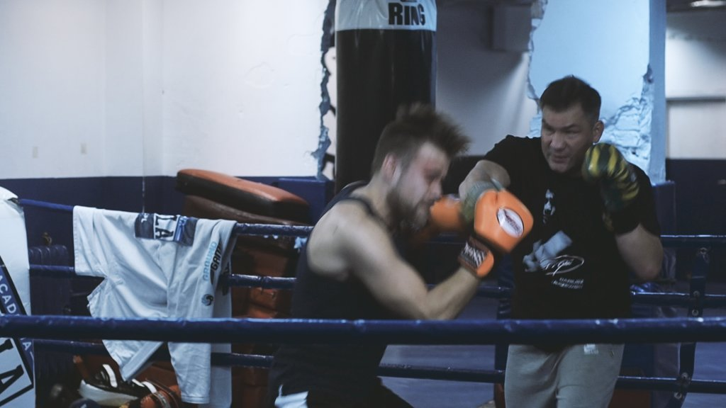 Damian Bąbol i Dariusz Michalczewski w Wysportowanych