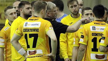 30 listopada 2019 r., Pierwsza liga piłkarzy ręcznych: Stal Gorzów - Real Astromal Leszno 37:21 (17:9)