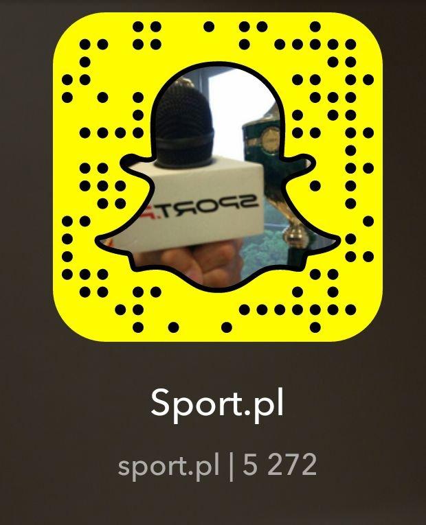 Snapchat Sport.pl