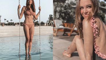 Anna Wendzikowska - brzuch