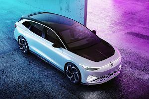 Elektryczny Passat zadebiutuje za trzy lata. Volkswagen zapowiada model ID. Space Vizzion