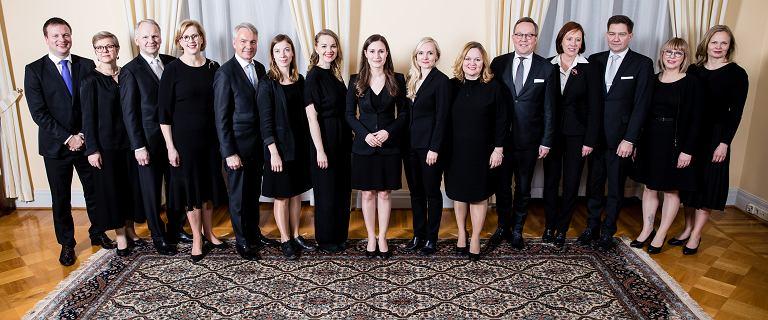 """Jedyny taki rząd. 12 kobiet spośród 19 ministrów. Oto """"Finlandia dla każdego"""""""