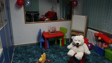Pokój przesłuchań dla dzieci (zdjęcie ilustracyjne)