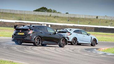 Honda świętuje urodziny Type R