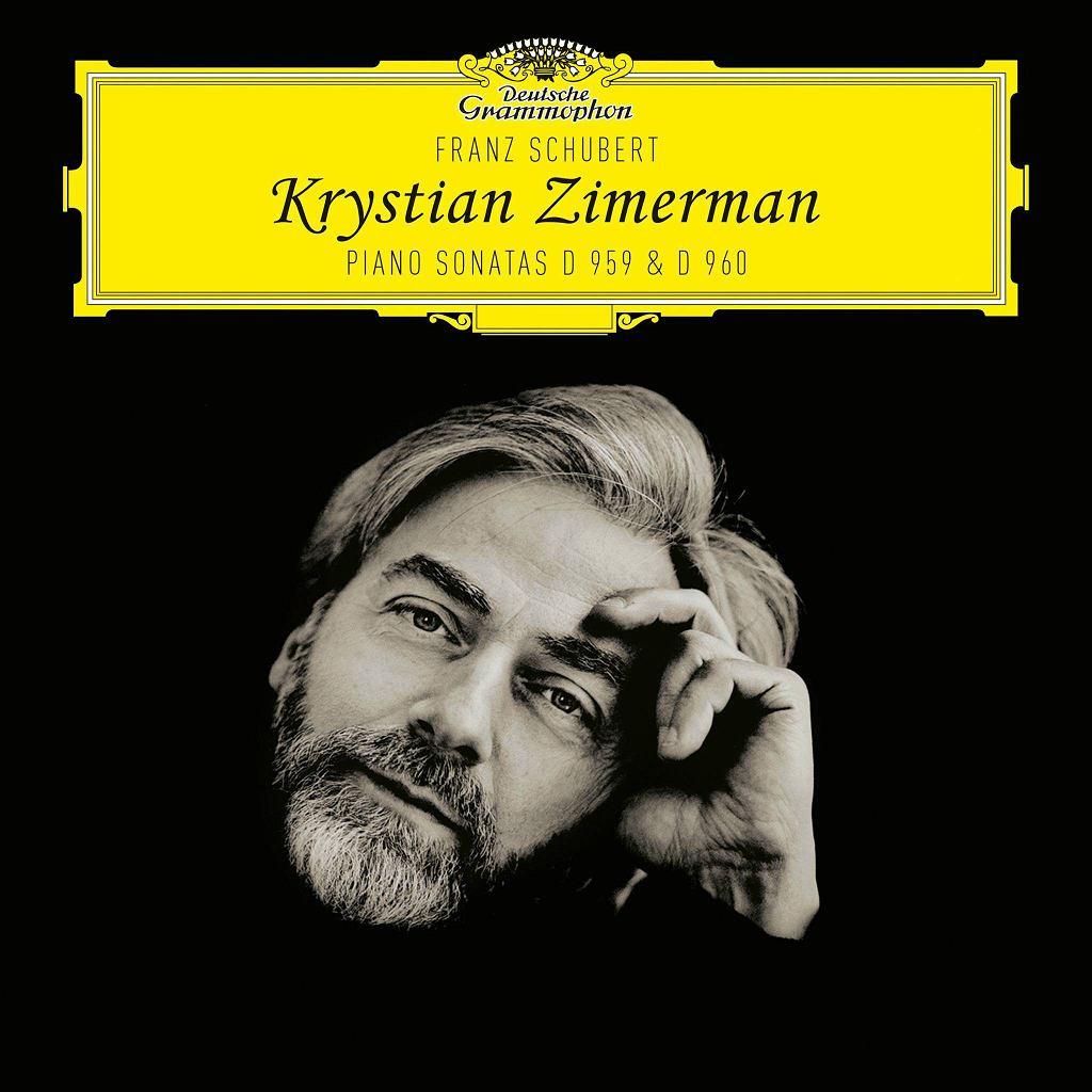 KRYSTIAN ZIMERMAN, FRANZ SCHUBERT - PIANO SONATAS D 959 & D 960, Deutsche Grammophon /