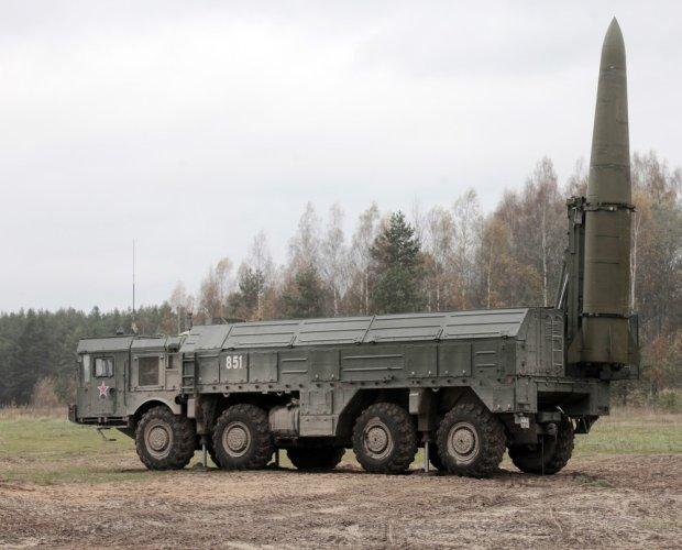 Iskander, czyli jak Rosjanie strzelają pociskami propagandowymi