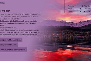 """""""Wanderlust: Travel Stories"""". Gra, w której się całkowicie zatopiłem, choć polega po prostu na czytaniu"""