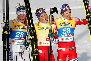 Mistrzyni biegów narciarskich zdeklasowała rywalki w lekkoatletyce! Medal mistrzostw!