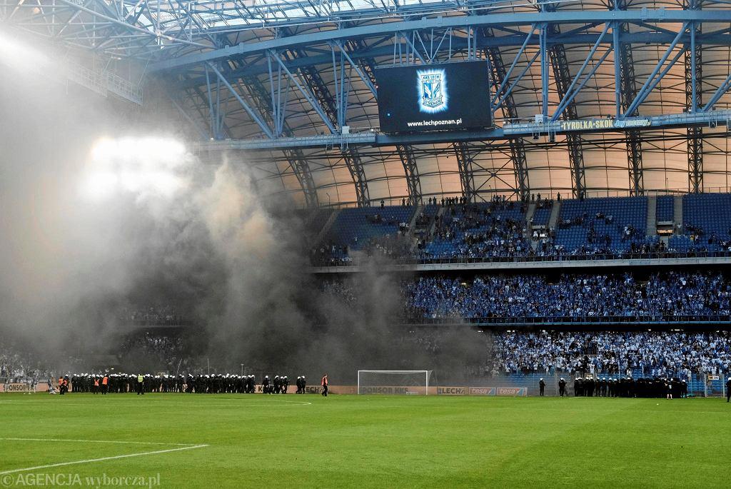 20.05.2018 Poznań, Inea Stadion. Mecz ekstraklasy Lech Poznań - Legia Warszawa
