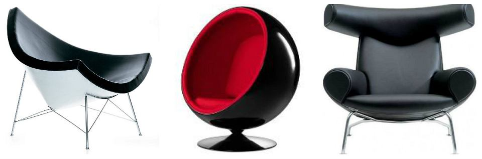 Fotel Kokos, fotel Gallipoli oraz fotel Wół OX Chair