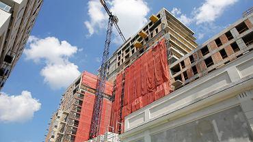 Budowa mieszkań, zdjęcie ilustracyjne.