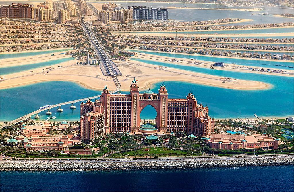 Hotel Atlantis The Palm w Dubaju (Zjednoczone Emiraty Arabskie)