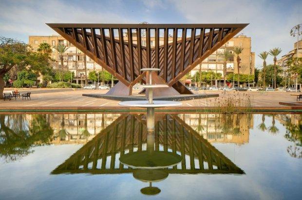 Plac Rabina/ Fot. Shutterstock