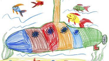 """""""Małpa w kąpieli"""" to wiersz, który dzieci uwielbiają."""
