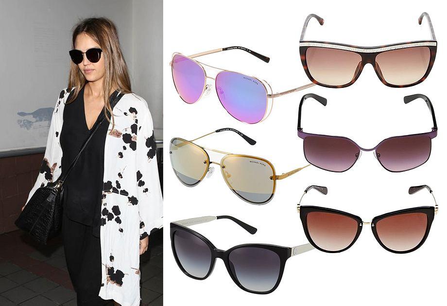 Damskie okulary, Michael Kors