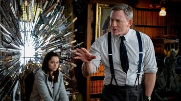 Ana de Armas i Daniel Craig w filmie 'Na noże'