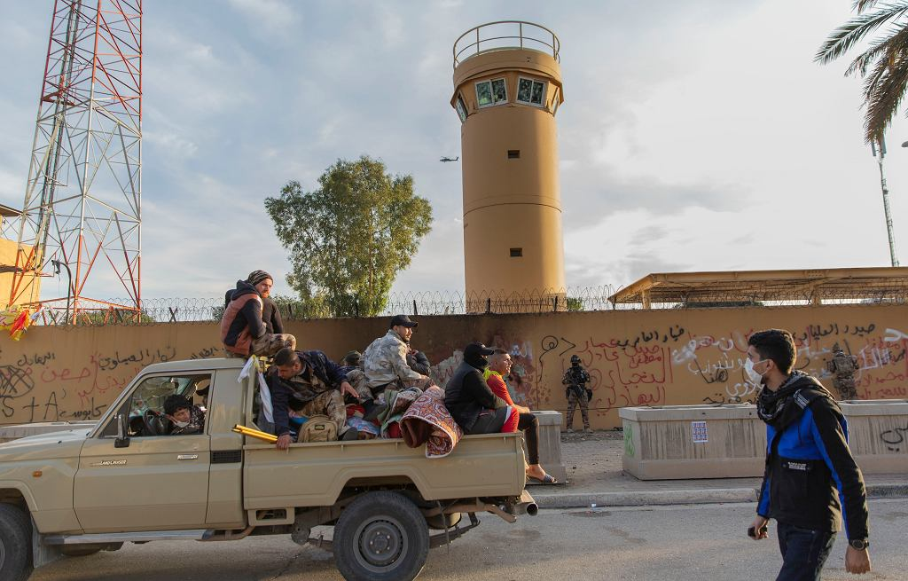 Ambasada USA w Bagdadzie