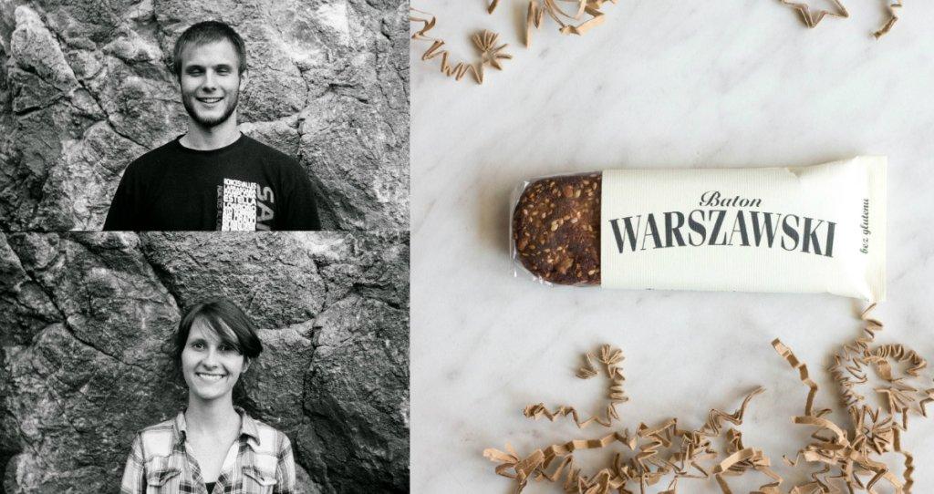 Paweł i Alicja Maliccy - Baton Warszawski