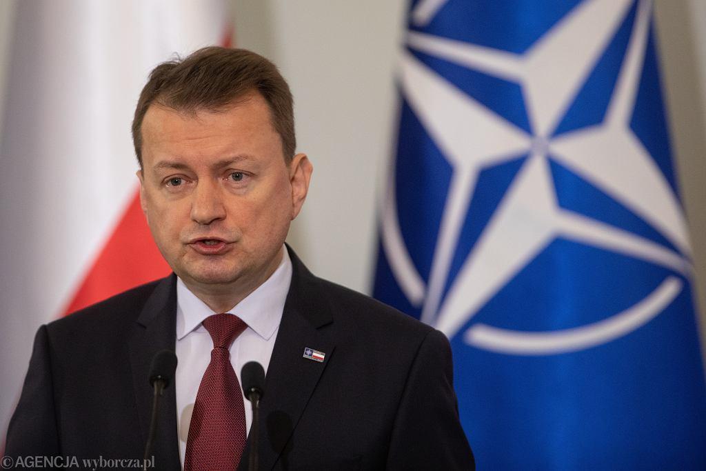 @Odprawa Kadry Kierowniczej MON w Palacu Prezydenckim w Warszawie