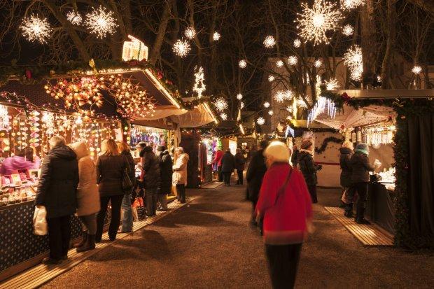 Jarmark świąteczny w Bazylei