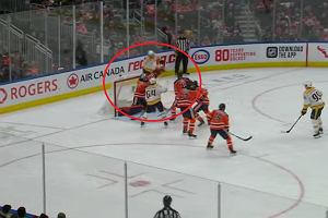 Niesamowita bramka w meczu NHL! Dopiero druga taka w historii [WIDEO]