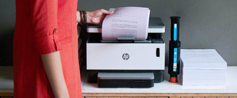 Całkiem nowa seria drukarek od HP! Sprzęt Neverstop idealny do domu i biura