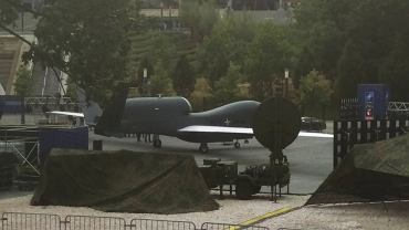 Makieta RQ4 Global Hawk
