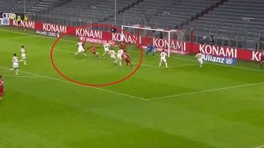 Robert Lewandowski strzelił dwa gole z Mainz
