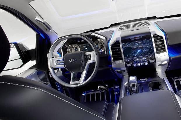 Ford Atlas (2013)