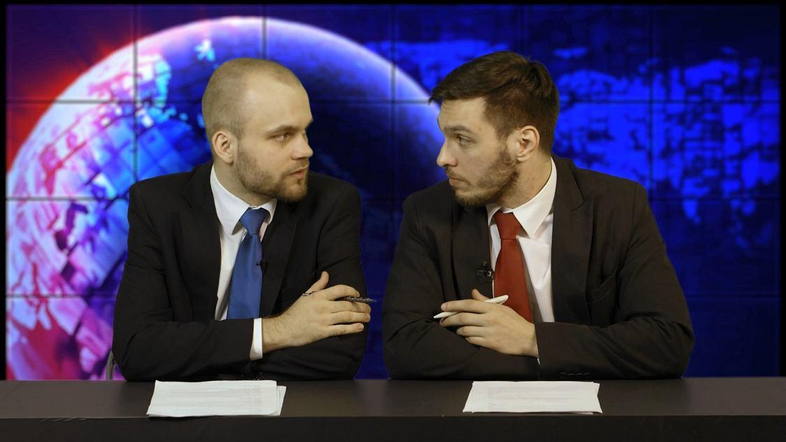 Jan Jurkowski i Marek Hucz  (fot. Grupa Filmowa Darwin)