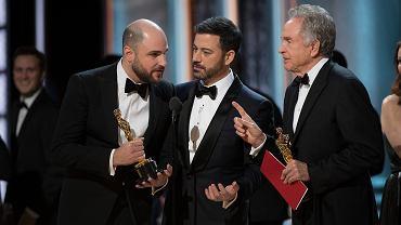 PwC przeprosił za wpadkę podczas 89. gali wręczania Oskarów