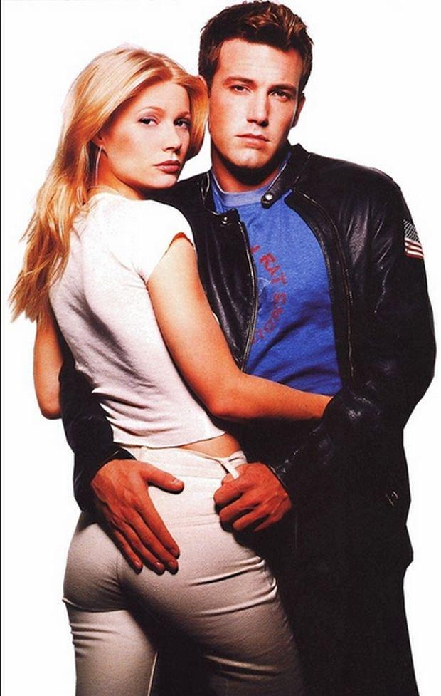Ben Affleck i Gwyneth Paltrow