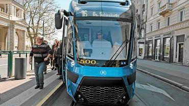 Tramwaj w Poznaniu (zdjęcie ilustracyjne)