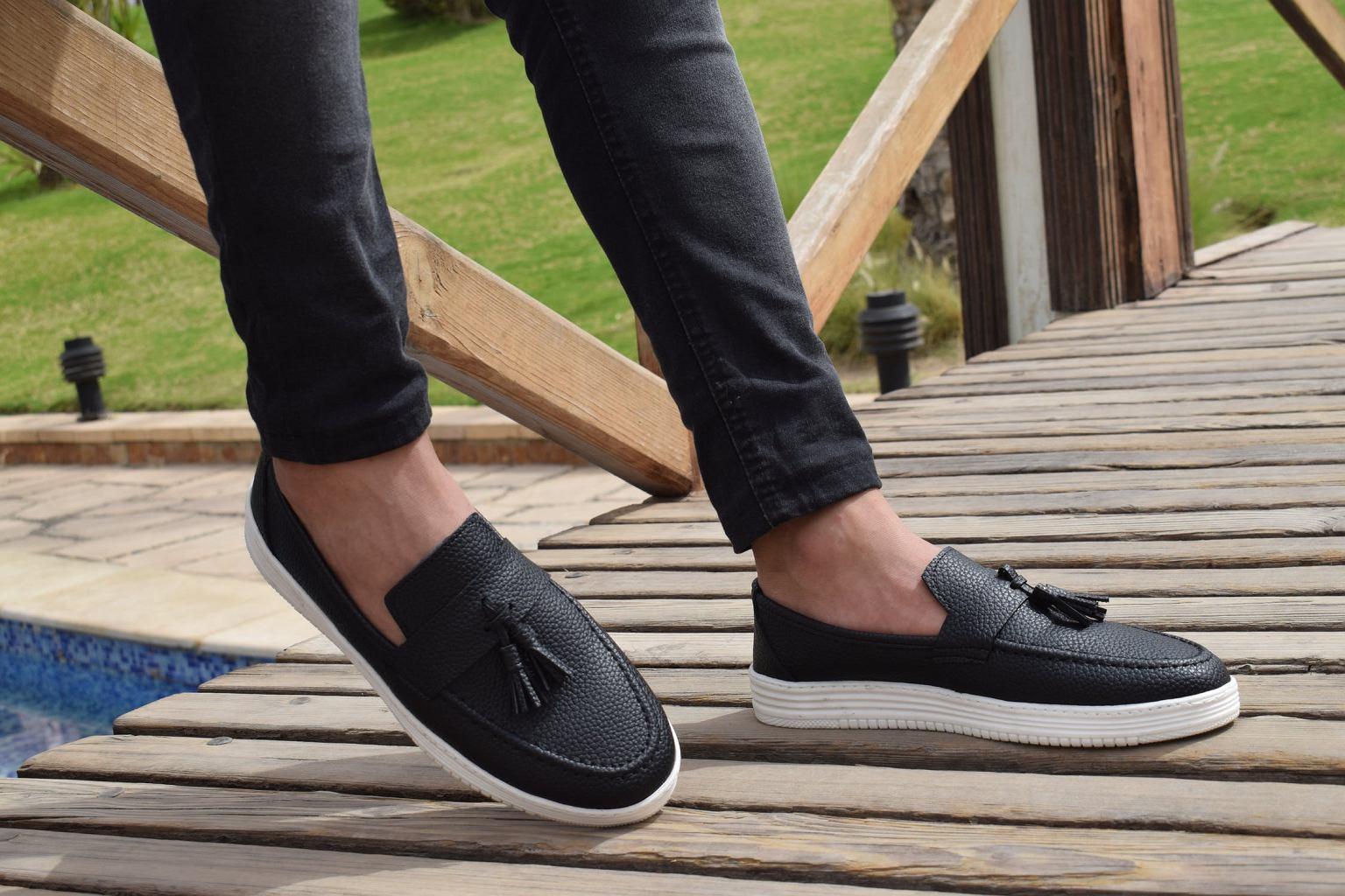 jakie męskie buty na lato