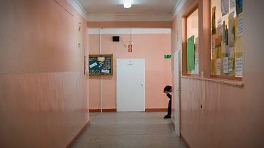 Powrót do szkoły 2021. 'Cieszę się, że syn wraca do szkoły'