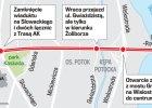 Duże zmiany na Trasie AK. Dotkną kierowców i pasażerów