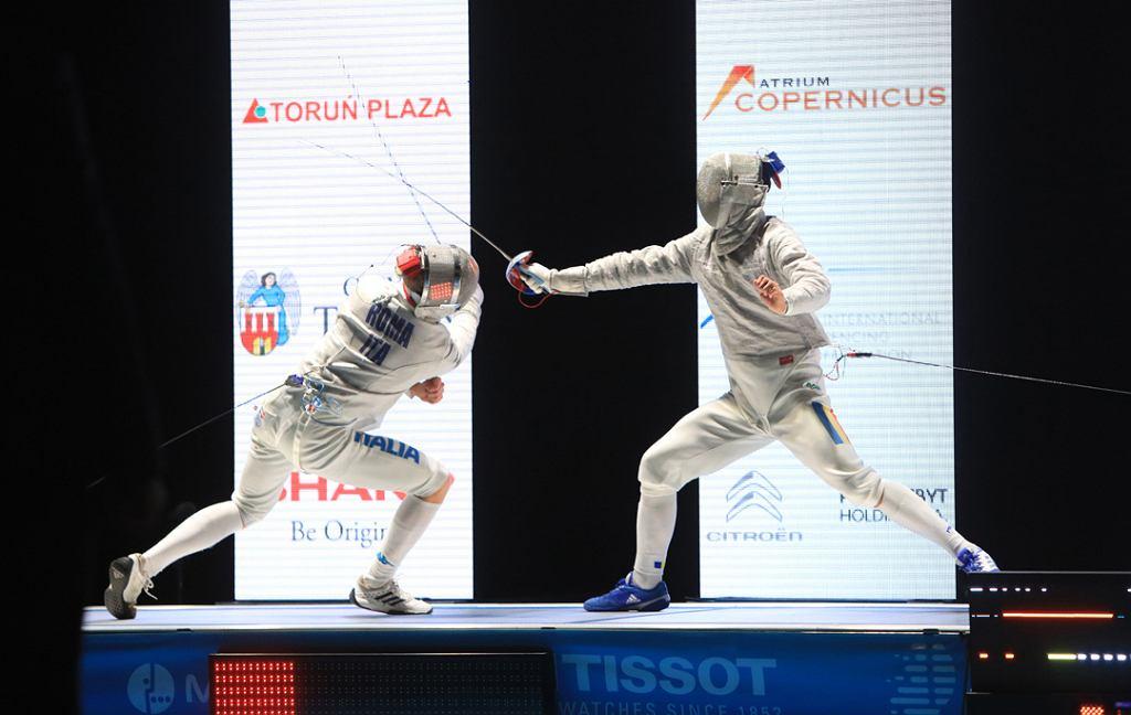 Mistrzostwa Świata Juniorów i Kadetów w Szermierce