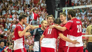 MŚ siatkarzy 2014. Polska - Niemcy 3:1