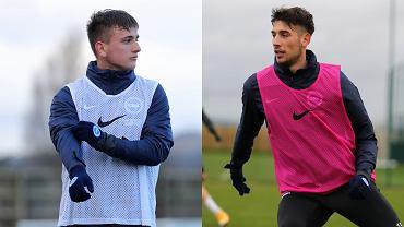 Jakub Moder i Michał Karbownik w barwach Brighton & Hove Albion