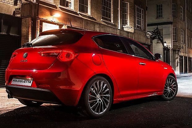 Alfa Romeo Giulietta Fast & Furious 6 Limited Edition