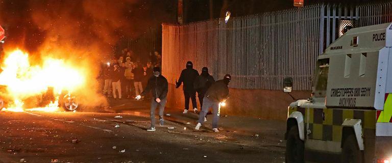 Zamieszki w Irlandii Północnej. Zastrzelono dziennikarkę