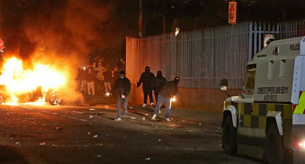 Zamieszki w Londonderry