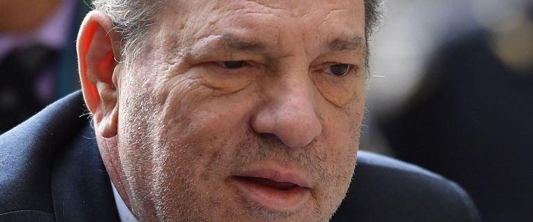 Harvey Weinstein w fatalnym stanie. Stracił wzrok i cztery zęby