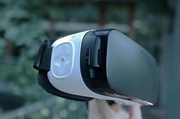 Panel sterowania gogli Samsung Gear VR Lite