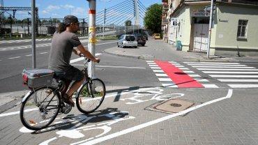 Nowa trasa rowerowa wzdłuż ul. Armii Krajowej