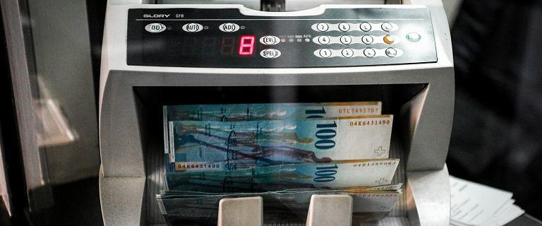 Oprocentowanie kredytów we frankach najwyższe od czterech lat