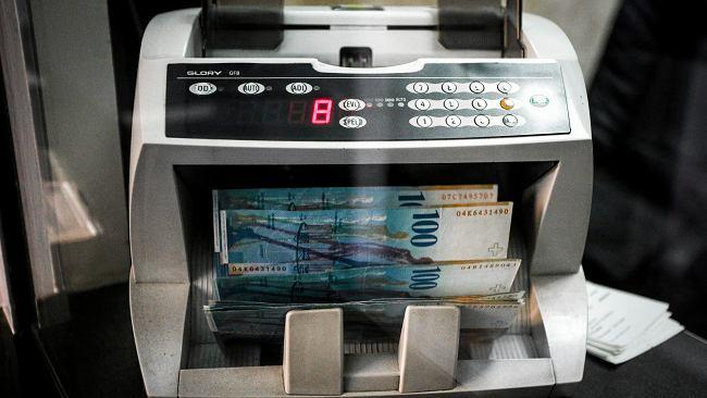 Kurs franka szwajcarskiego przebił poziom 4 zł. Rynki w rytmie strachu i wojny handlowej USA