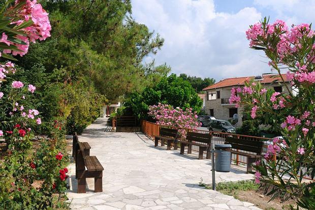 Omodos na Cyprze / fot. Shutterstock