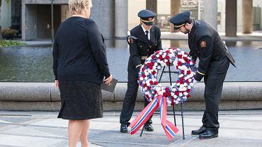 Rocznica zamachów w Norwegii